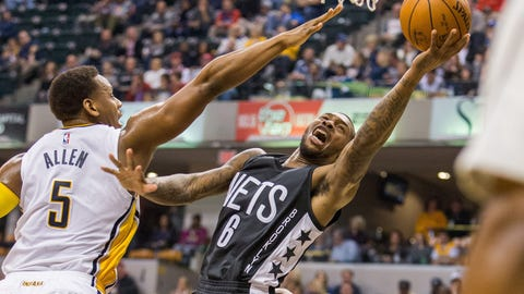 Brooklyn Nets at Indiana Pacers