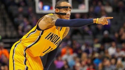 Indiana Pacers at Sacramento Kings