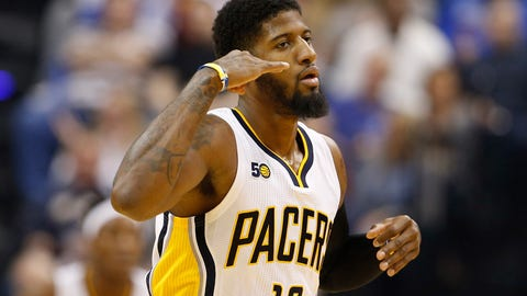 Chicago Bulls at Indiana Pacers