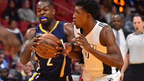 Indiana Pacers at Miami Heat
