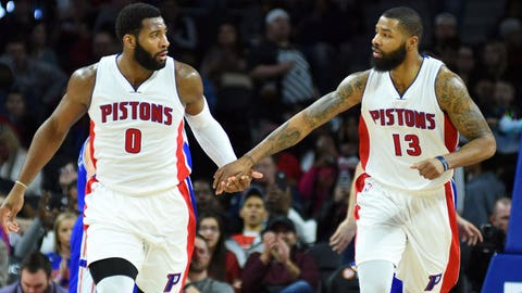 Detroit Pistons (37-45)