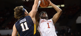 Bolden, Adrian help No. 13 West Virginia hold off Oklahoma