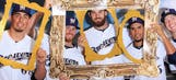Spring training provides glimpse of Brewers' future