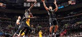 Bucks rookie Brogdon shines in 102-95 loss to Cavaliers