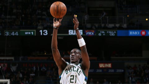 Oct. 17, 2016: Traded Michael Carter-Williams to Chicago for Tony Snell