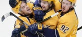Predators LIVE To GO: Preds stomp league-leading Caps 5-2, net second straight win