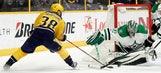 Predators LIVE To Go: Preds overcome three-goal deficit, score five unanswered to beat Stars 5-3