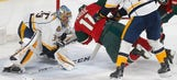 Predators LIVE To Go: Preds can't overcome three-goal deficit, fall 5-2 to Wild