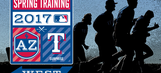 Texas Rangers 2017 Spring Training broadcast schedule