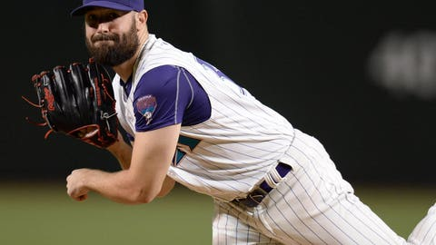 Robbie Ray - SP - Diamondbacks