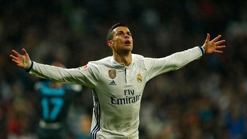Real Madrid — That Ronaldo fellow