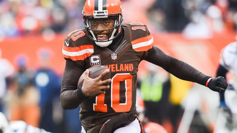 Robert Griffin III - Browns