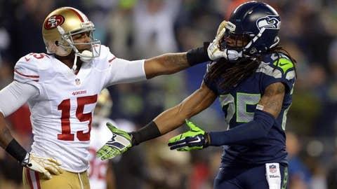 Sherman shuts 'em down in the playoffs