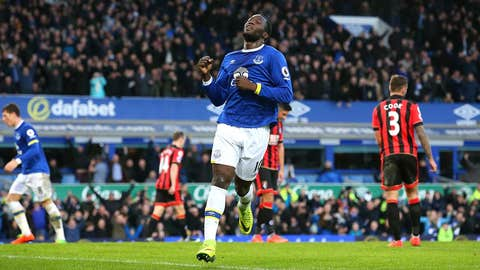 Romelu Lukaku and the golden boot chase