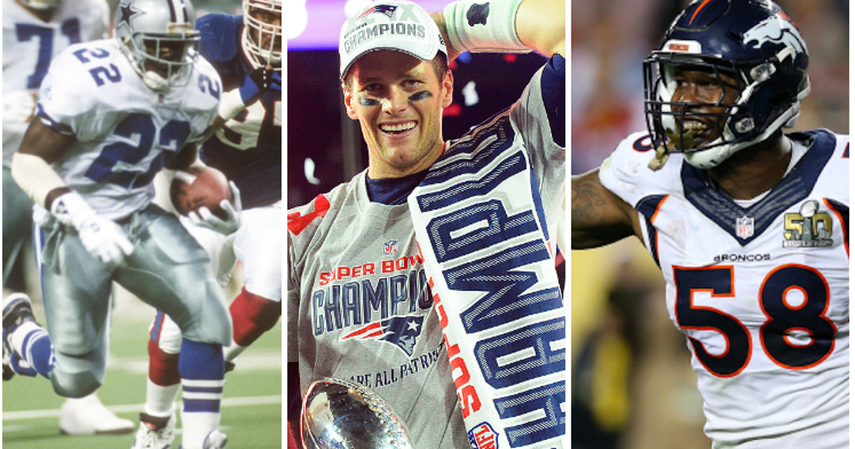 14b58d3f575 Ranking the careers of the past 25 Super Bowl MVPs   FOX Sports