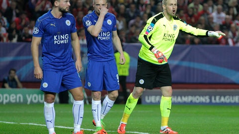 Kasper Schmeichel might want to make a move