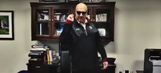 BC football coach gets in on the latest meme in cringeworthy Signing Day video