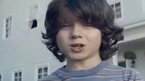 Horrifyingly grim commercial