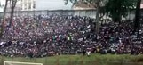 17 killed in stampede at Angolan soccer match