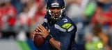 Check out Seahawks QB Russell Wilson working out at USC