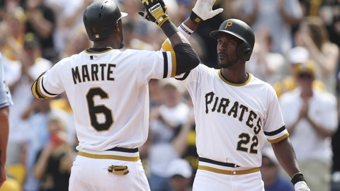 Pittsburgh Pirates: 763-855 (.472)