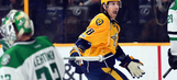Stars give up 4 goals in 3rd in loss to Predators