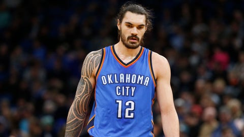 Steven Adams, C, Oklahoma City Thunder