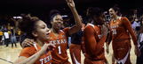 Texas women on 19-game tear, stampeding toward Big 12 title