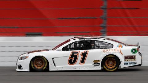 Timmy Hill Daytona