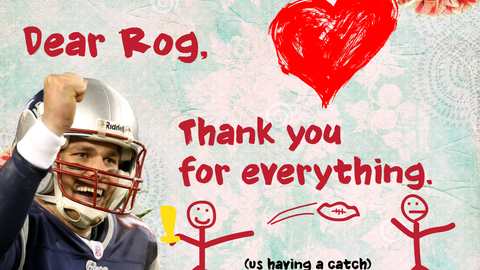 Valentine's Day: SPORTS'D Edition