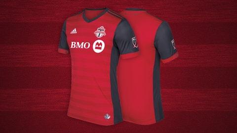 Toronto FC primary kit