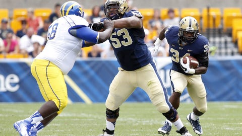 Dorian Johnson, OG, Pitt