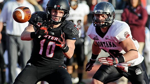 Cooper Kupp, Eastern Washington