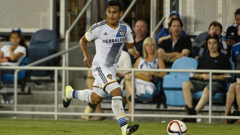 LA Galaxy: Jose Villarreal