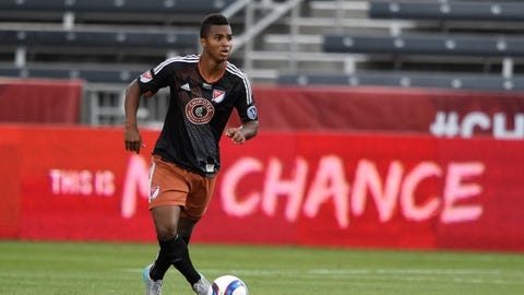 Sporting Kansas City: Erik Palmer-Brown