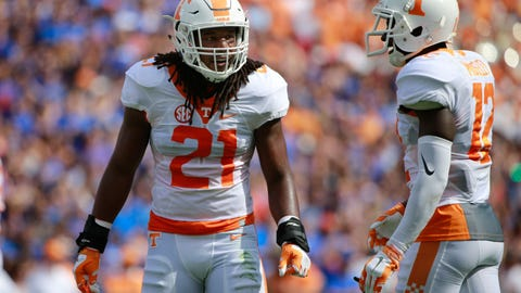 Detroit Lions: LB Jalen Reeves-Maybin (4th round, No. 124)