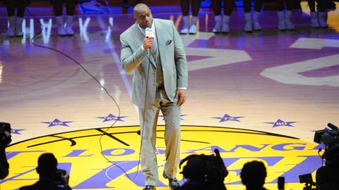 President of Basketball Operations, Los Angeles Lakers