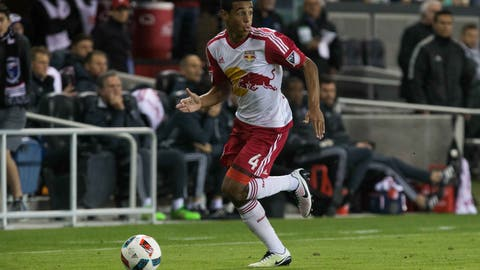 New York Red Bulls: Tyler Adams