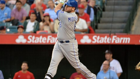 Mike Moustakas - 3B - Royals