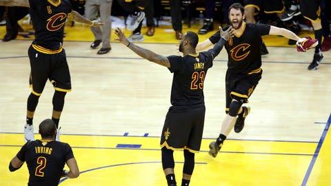 3-1 Lead: The Cleveland Comeback