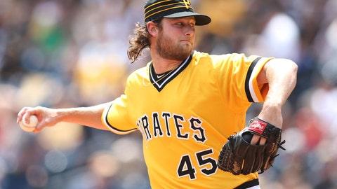 Pirates: Gerrit Cole