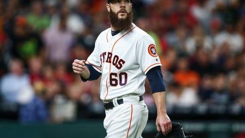 Dallas Keuchel - SP - Astros