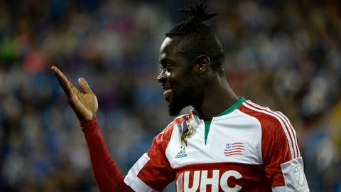 Kei Kamara: Get rid of excessive celebration cards