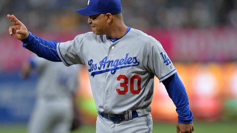 Los Angeles Dodgers: Dave Roberts