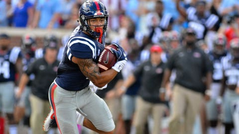 Evan Engram, Ole Miss