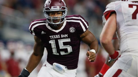Myles Garrett, EDGE, Texas A&M