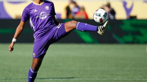 Orlando City: Tommy Redding