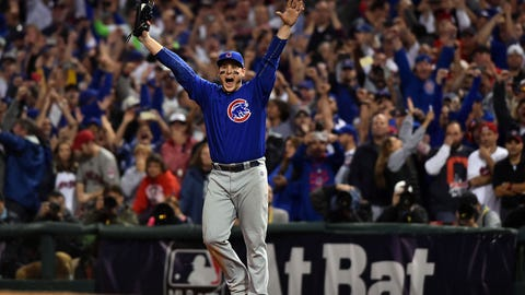 Italy (dual-citizen): Anthony Rizzo, 1B, Chicago Cubs