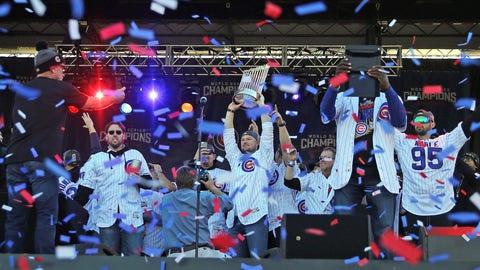 Chicago Cubs   $2.68 billion
