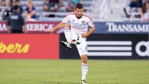 Chicago Fire: Joey Calistri